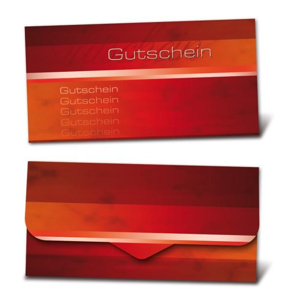 Falt-Gutschein DL62024