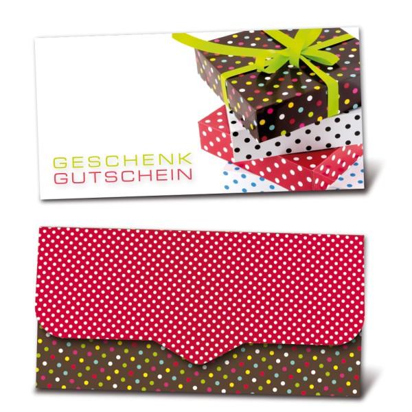 Falt-Gutschein DL62066