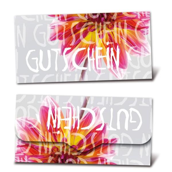 Falt-Gutschein DL62068